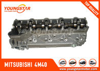 ประเทศจีน High Performance Complete Cylinder Head Mitsubishi 4M40 With Bigger Exhaust Ports โรงงาน