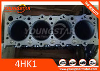 ประเทศจีน ISUZU 4HK1 Engine Cylinder Block , HITACHI Excavator 4 cylinder engine block 8-98204528-0 บริษัท