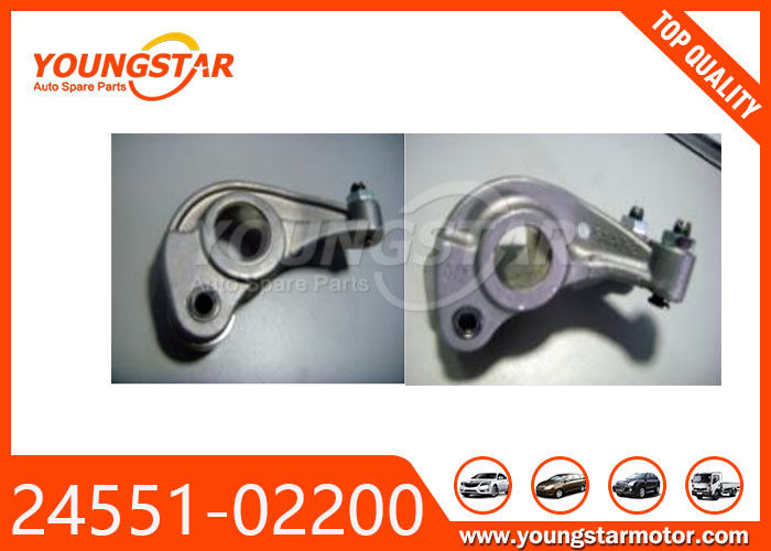 Auto spare parts Engine Rocker Arm For Hyundai Atos  24551-02200 24551-02200 A  24552-0255