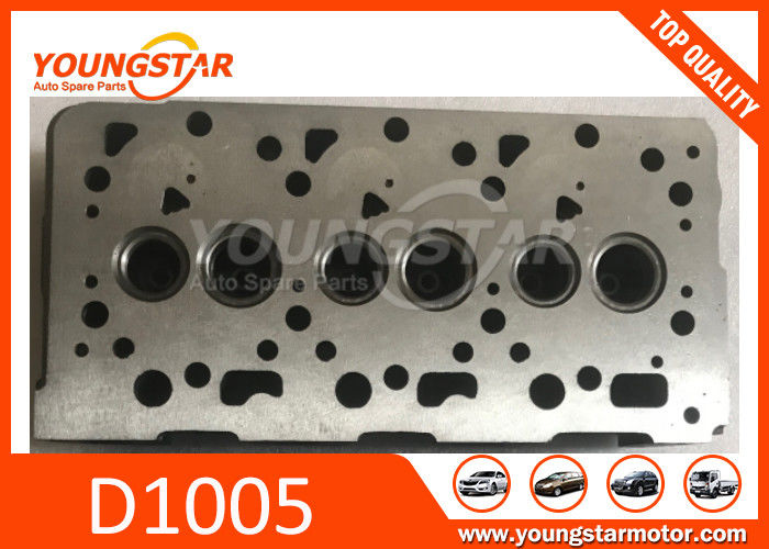 1602503043 Engine Cylinder Head For Kubota D1005 Forklift Cylinder Head 16025-03043