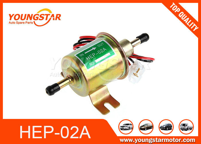 Low Pressure Electric Fuel Pump OEM HEP-02A HEP02A 12V Copper Material