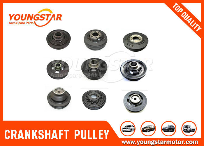 MITSUBISHI 4D56 MD050355 Crank Shaft Pulley Approved ISO 9001
