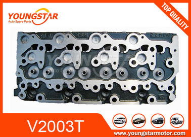 Cylinder Head For KUBOTA V2003T 1E01303045 1E013-03045 1E013-03045
